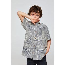 Mango Kids - Dětská košile Glen 110-164 cm