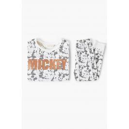 Mango Kids - Dětské pyžamo Mickeyp 116-140 cm