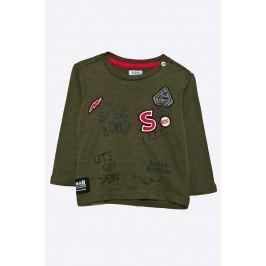 Blukids - Dětské tričko s dlouhým rukávem 68-98 cm