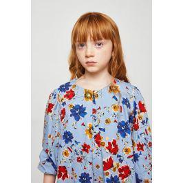Mango Kids - Dětské šaty Mena 110-152 cm