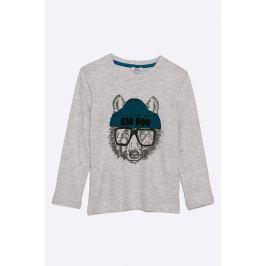 Blukids - Dětské tričko s dlouhým rukávem 98-128 cm