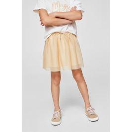 Mango Kids - Dětská sukně Mandala 110-164 cm