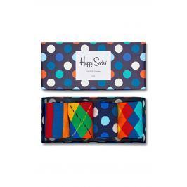 Happy Socks - Ponožky Mix (4-pack)