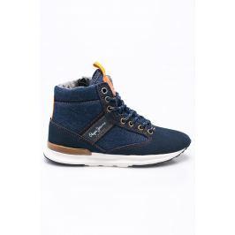 Pepe Jeans - Dětské boty Boston Denim