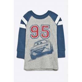 Name it - Dětské tričko s dlouhým rukávem Disney Pixar Cars 80-110 cm