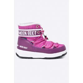 Moon Boot - Dětské boty We Jr Mid Wp