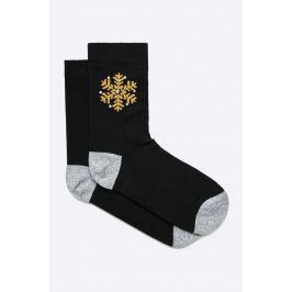 Pretty Polly - Ponožky Crystal Snowflake