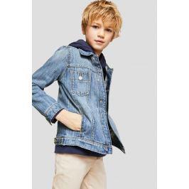 Mango Kids - Dětská bunda john 104-164 cm