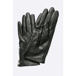 Pieces - Kožené rukavice Amista