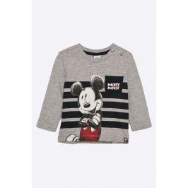 Blukids - Dětské tričko s dlouhým rukávem Mickey Mouse 68-98 cm