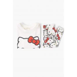 Mango Kids - Dětské pyžamo Kitty 80-104 cm