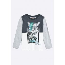 Brums - Dětské tričko s dlouhým rukávem 104-128 cm