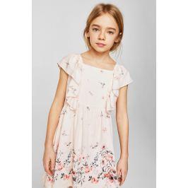 Mango Kids - Dětské šaty Lima 110-152 cm