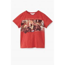 Mango Kids - Dětské tričko Heroes 104-164 cm