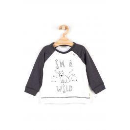 Coccodrillo - Dětské tričko s dlouhým rukávem 80-116