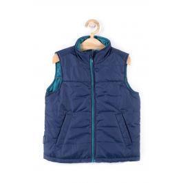 Coccodrillo - Dětská vesta oboustranná 92-116 cm