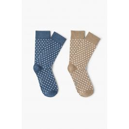 Mango Man - Ponožky Minidot2 (2-pak)