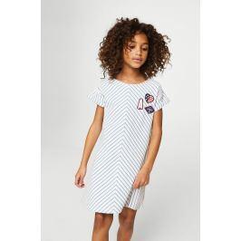 Mango Kids - Dětské šaty Vegas 116-164 cm