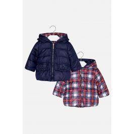 Mayoral - Dětská bunda oboustranná 74-98 cm