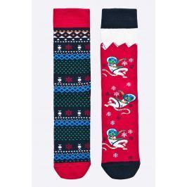Medicine - Ponožky  (2-pack) Xmas