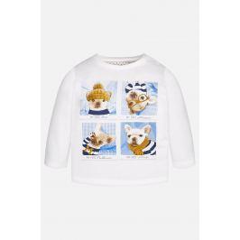 Mayoral - Dětské tričko s dlouhým rukávem 80-98 cm