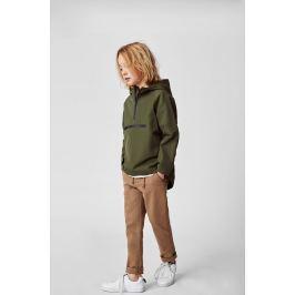 Mango Kids - Dětské kalhoty Tape 116-164 cm