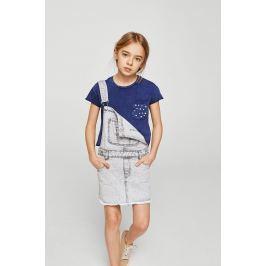 Mango Kids - Dětské šaty Petra 110-164 cm