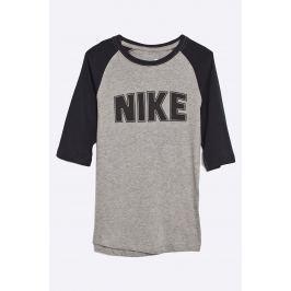 Nike Kids - Dětské tričko 122-170 cm CHLAPEC, Oblečení, T-shirt a polo, S dlouhým rukávem