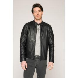 Jack & Jones - Kožená bunda Brody ON, Oblečení, Bundy a kabáty, Krátké bundy