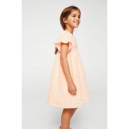 Mango Kids - Dětské šaty Flour 110-152 cm