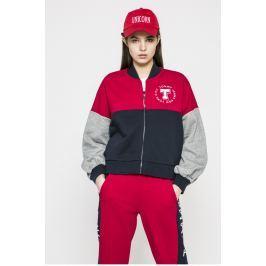 Tommy Jeans - Mikina ONA, Oblečení, Mikiny, Se zapínáním