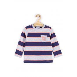 Coccodrillo - Dětské tričko s dlouhým rukávem 92-116 cm CHLAPEC, Oblečení, T-shirt a polo, S dlouhým rukávem