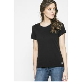 Calvin Klein Jeans - Top ONA, Oblečení, Topy a trička, S krátkým rukávem