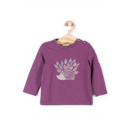 Coccodrillo - Dětské tričko s dlouhým rukávem 68-86 cm CHLAPEC, Oblečení, T-shirt a polo, S dlouhým rukávem