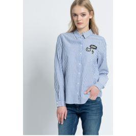Vero Moda - Košile ONA, Oblečení, Halenky a košile, Košile s dlouhým rukávem