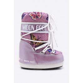 Moon Boot - Dětské sněhule Butterfly Lilla