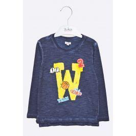 Blu Kids - Dětské tričko s dlouhým rukávem 98-128 cm