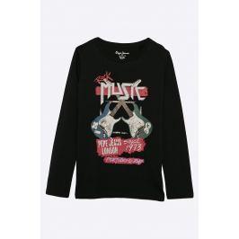 Pepe Jeans - Dětské tričko s dlouhým rukávem Jene Teen 128-176 cm