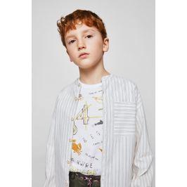 Mango Kids - Košile dětská Fred 110-164 cm