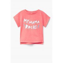 Mango Kids - Dětský top Circa 80-104 cm
