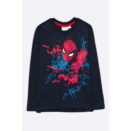 Blukids - Dětské tričko s dlouhým rukávem Marvel Spiderman 98-128 cm