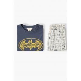 Mango Kids - Pyžamo dětská Batcar Batman 110-164 cm