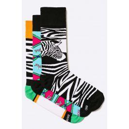 Soxy - Ponožky Zebras (3-pack)