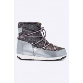 Moon Boot - Sněhule W. E. Low Lurex