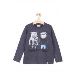 Coccodrillo - Dětské tričko s dlouhým rukávem 122-146 cm