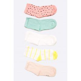 Name it - Dětské ponožky Dana (5-pack)
