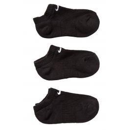 Nike Kids - Dětské kotníkové ponožky (3-pack)