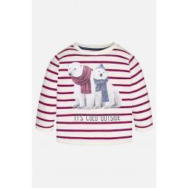 Mayoral - Dětské tričko s dlouhým rukávem 68-98 cm
