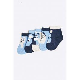 Blu Kids - Dětské ponožky (5-pack)