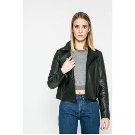 Pepe Jeans - Kožená bunda Liana